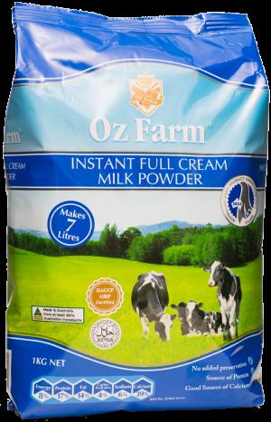 Oz Farm Full Cream milk powder